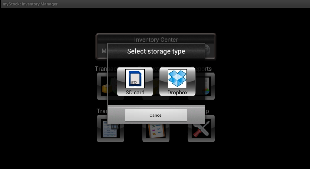 Select_Storage_Type